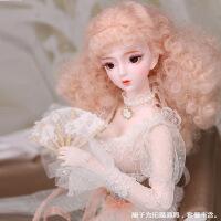【2件5折】芭比娃娃 新年礼物 精品 德必胜娃娃 十二生肖系列60cm改装娃娃仿真玩具公主bjd换装洋娃娃 羊-羊咩咩
