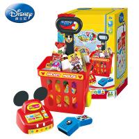 迷你�物�超市小推�仿真�^家家玩具�和�推� 迷你�物�DS-1891