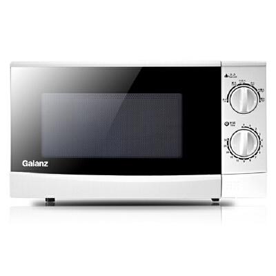 【当当自营】格兰仕(Galanz)微波炉 20L旋转加热P70D20P-N9(W0) 【货到付款】支持礼品卡 20L 外观时尚 转盘 旋钮式操作简单、快捷