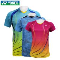 2016新款 尤尼克斯/YONEX 110036男款羽毛球服 女款 大赛服