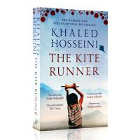 追风筝的人英文版原版小说全英文版 The Kite Runner 进口原版卡勒德.胡赛尼 灿烂千阳群山回唱作者 当代文
