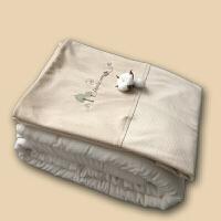 被子春秋四季通用幼儿园秋冬季儿童棉被小被子定制 120*150棉花*可拆胆3.2斤 皮标款