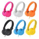 歌尚 GS-778时尚糖果色 头戴式折叠音乐耳机 音乐手机耳机