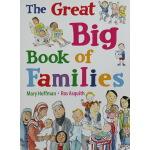 各种各样的家 超级家庭大书 英文原版绘本3 6岁 The Great Big Book of Families 玛丽霍
