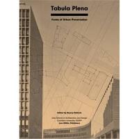 预订Tabula Plena: Forms of Urban Preservation