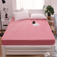 床笠单件加厚床套床罩席梦思保护套防尘罩防滑宿舍床垫套1.8米床