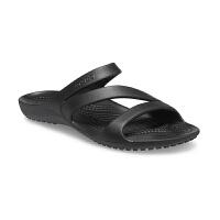 Crocs女凉鞋卡骆驰2021新款恺迪女士夏季平底百搭休闲单鞋 206756