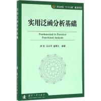 实用泛函分析基础 时宝,王兴平,盖明久 编著