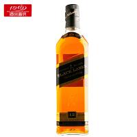 【1919酒类直供】尊尼获加(黑牌)40度威士忌12年调配型苏格兰威士忌700ml