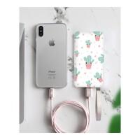 手机充电宝 便携迷你充电宝20000可爱卡通超萌50000大容量苹果手机女生小巧viv