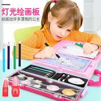 公主仿真彩妆盒过家家3-6岁儿童化妆品套装指甲油小女孩玩具