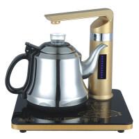 【新品】自动上水壶电热烧水壶家用智能功夫茶炉泡茶具器电磁炉自吸式抽水