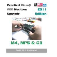 【预订】Practical Airsoft Aeg Mechbox Upgrade 2011 M4, Mp5 & G3