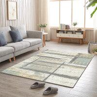 北欧地毯客厅沙发茶几毯简约ins风几何卧室床边满铺大地毯