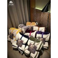 加厚羊羔绒毛毯多功能被套毯子秋冬季保暖沙发毯空调毯汽车午睡毯