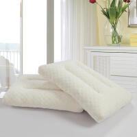 乳胶枕头碎颗粒枕芯进口橡胶记忆枕学生护颈枕L11定制 乳胶颗粒枕