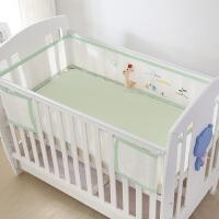 婴儿床围3D透气夏季宝宝婴儿床上用品套件通用尺寸可水洗MYZQ02 通用尺寸