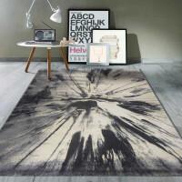 欧式茶几地毯客厅北欧现代简约中式美式卧室床边地毯垫SN0422定制 3 x4米