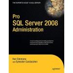 【预订】Pro SQL Server 2008 Administration