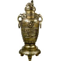 花瓶摆件装饰品大型落地工艺品开业礼品奠基庆典乔迁礼品