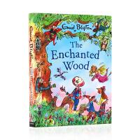 英文原版The Enchanted Wood魔法树系列魔法森林The Magic Faraway Tree 名家Eni