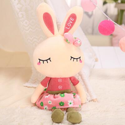 兔子毛绒玩具女生小白兔公仔布娃娃抱枕可爱玩偶 本店部分商品为定制商品,部分商品需要自提无法发货,详情请咨询客服,私自下单不发货