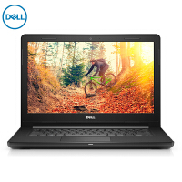 戴尔(DELL)3476-1525B 14英寸笔记本电脑(i5-8250U 4G 1T 2G独显 win10)