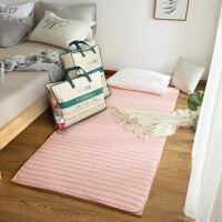 打地铺睡垫 可折叠地上床垫子睡觉铺地的便携防潮 懒人榻榻米单人