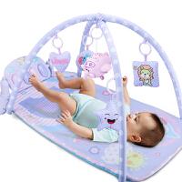 婴儿玩具健身架新生儿宝宝早教音乐玩具3-6-12个月脚踏钢琴