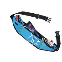 运动跑步腰包男女户外多功能手机包马拉松装备越野跑步腰包