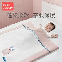 babycare儿童被子纯棉盖被四季通用宝宝秋冬被婴儿纯棉冬季棉被