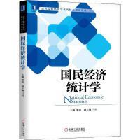 国民经济统计学 机械工业出版社