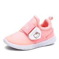 【4折价:87.6元】HelloKitty凯蒂猫童鞋女童运动鞋冬季新款儿童鞋女孩学生休闲鞋潮K8536803