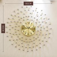 挂钟客厅个性创意时尚潮流钟表现代简约大气石英钟时钟北欧家用表 20英寸以上