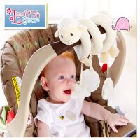 新生床绕婴儿毛绒玩具床铃床挂宝宝摇铃玩具