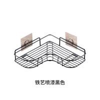 免打孔转角置物架卫生间三角架浴室壁挂沐浴露洗发水收纳架