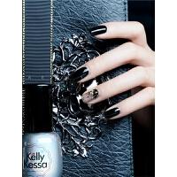芭比胶黑色透明黑蕾丝黑美甲店指甲油胶