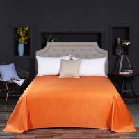 伊迪梦家纺 活性高支高密单品纯色床单 全棉加厚面料 纯棉环保印花舒适保暖大小规格hc68003