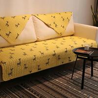 【品牌特惠】布艺沙发垫 防滑沙发盖巾套罩坐垫 四季通用