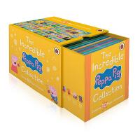 300-150佩奇的故事50�岳L本全套第二�(�S盒子)Peppa Pig 1-50 Collection Yellow