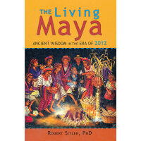 LIVING MAYA, THE(ISBN=9781556439391) 英文原版