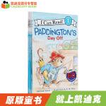 凯迪克图书 I Can Read!小熊帕丁顿系列 Paddington 8册