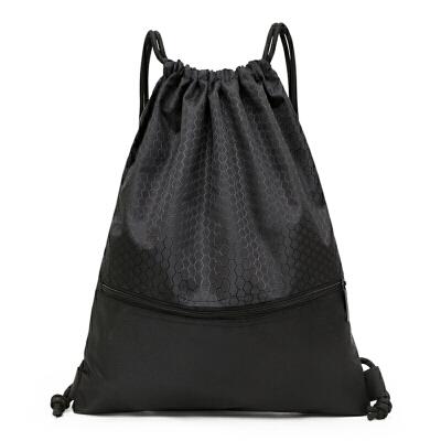 篮球袋篮球包多功能大容量足球包训练包抽绳束口袋双肩包
