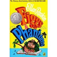 Figgs & Phantoms(Newbery Honor Book)《菲格斯和幽灵》(1975年 纽伯瑞银奖小说