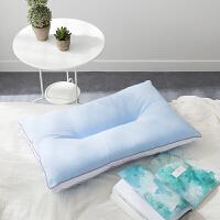 全棉儿童枕头3-6岁幼儿园小学生枕芯护颈枕单人1-3岁婴儿羽绒L03定制