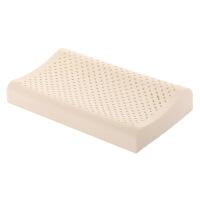 泰国原装进口乳胶枕儿童天然乳胶枕橡胶枕3-12岁 儿童枕