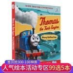 英文原版绘本 Thomas the tank engine story collection 托马斯和他的朋友们3个故