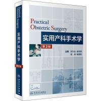 实用产科手术学 第2版 人民卫生出版社