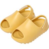 宝宝凉鞋儿童男童女童凉鞋时尚小童鱼嘴夏季