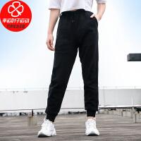 Nike/耐克女裤新款宽松舒适透气针织休闲裤跑步健身训练运动长裤CQ9900-010